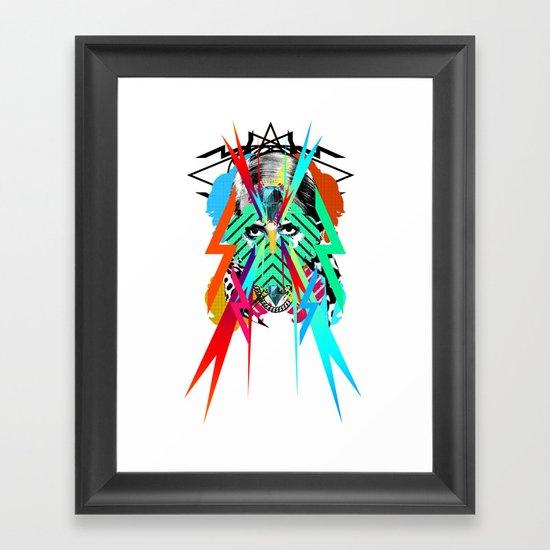 DIVAS Framed Art Print