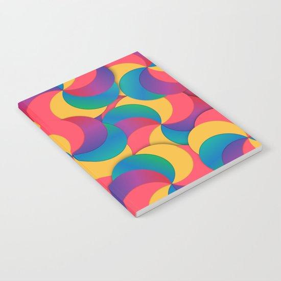 Spiral Mess Notebook