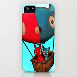 Yoo & Mee iPhone Case