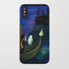 Harry's Journey iPhone Case