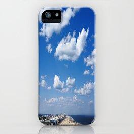 Blue OC iPhone Case