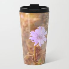 Lilac Charm Metal Travel Mug