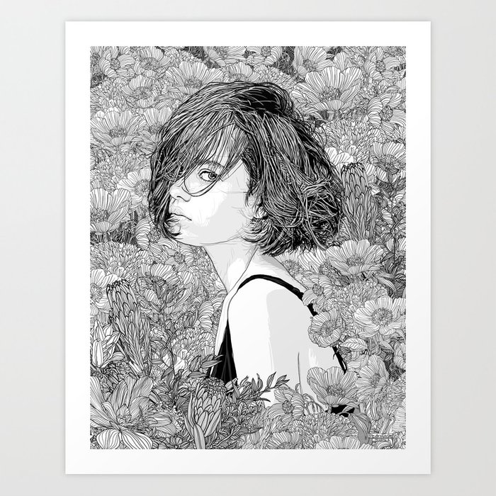 Choose Your Path Art Print