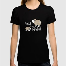 Christian Design - The Lord is My Shepherd T-shirt