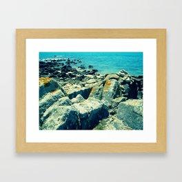 Carnac II Framed Art Print