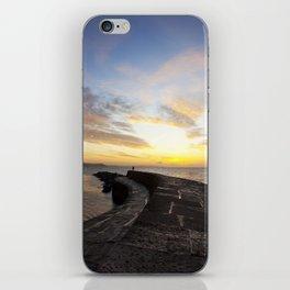 The Cobb, Lyme Regis iPhone Skin