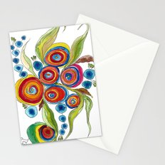Bouquet4 Stationery Cards