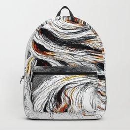 Dark Beauty Horse Backpack