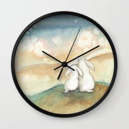 Sharing the Sunrise Wall Clock