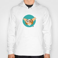 gizmo Hoodies featuring Gizmo by Designs By Misty Blue (Misty Lemons)