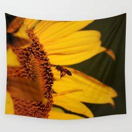 Best little pollinator Wall Tapestry
