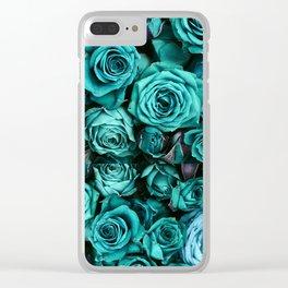 Le Vie En Rose Clear iPhone Case