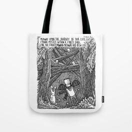 Dante's Inferno Tote Bag