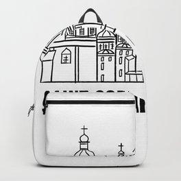 Saint Sophia Cathedral Ukrain Backpack