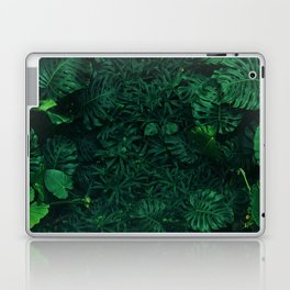 Fresh Tropical Greenery (Color) Laptop & iPad Skin