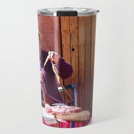 Pueblo de Machuca Travel Mug
