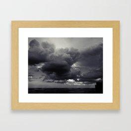 Cloudbank - 6 Framed Art Print