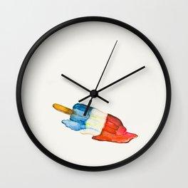 Bomb Pop Wall Clock
