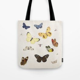 Ensemble de papillons {I/II} Tote Bag