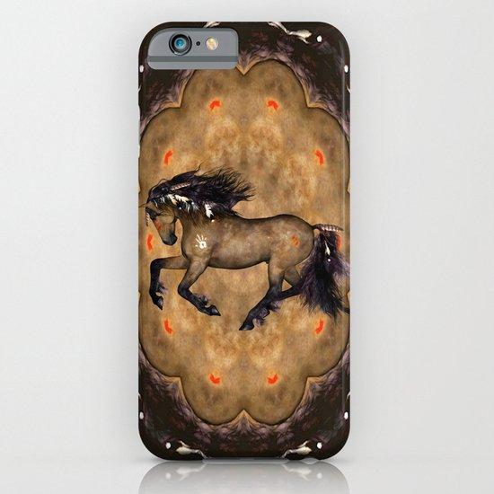 HORSE - Cherokee iPhone & iPod Case