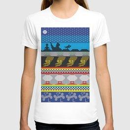 MSTie Sweater T-shirt