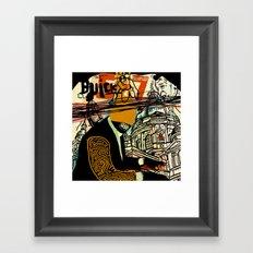 Buick Framed Art Print