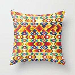 American Southwest Stlye Throw Pillow