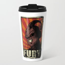 Majin Buu Fury Travel Mug