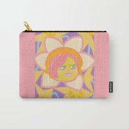 Blooming Girls - Narcissus Carry-All Pouch