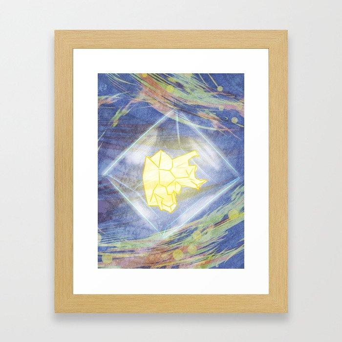 The Always Framed Art Print