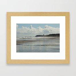 Sandsend  Framed Art Print