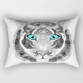 Tiger Eyes Rectangular Pillow