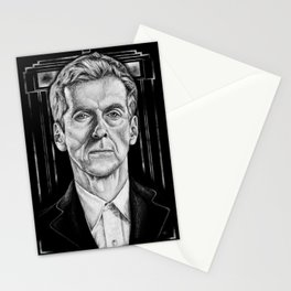 The 12th (Dark Variant) Stationery Cards