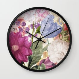 Embry II Wall Clock