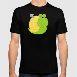 Green Snail (male) T-shirt