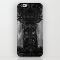 portugal iPhone & iPod Skins featuring AMARANTE, Portugal by Elias Silva Photography