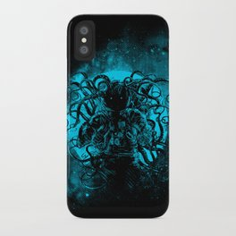 terror from the deep space iPhone Case