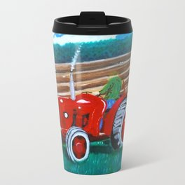 Working the Land  Travel Mug