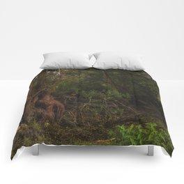 mystic willow Comforters