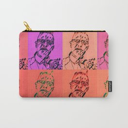 Malcolm Pop Art Carry-All Pouch