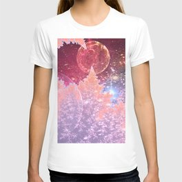 Universe in nature T-shirt