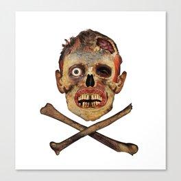 zom Canvas Print