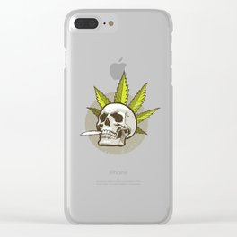 Death Chiller Clear iPhone Case