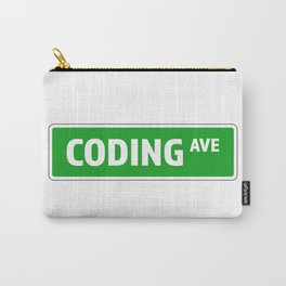 CODING Carry-All Pouch