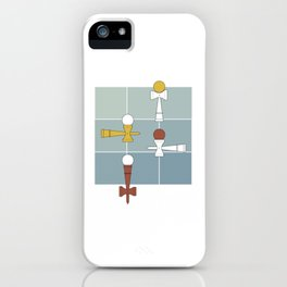 Kendama / passion obsession 1.2 iPhone Case