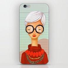 Icons / Iris iPhone & iPod Skin
