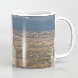 Italian countryside landscape Coffee Mug