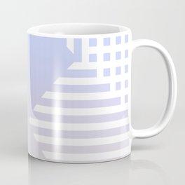 striped nuance Coffee Mug