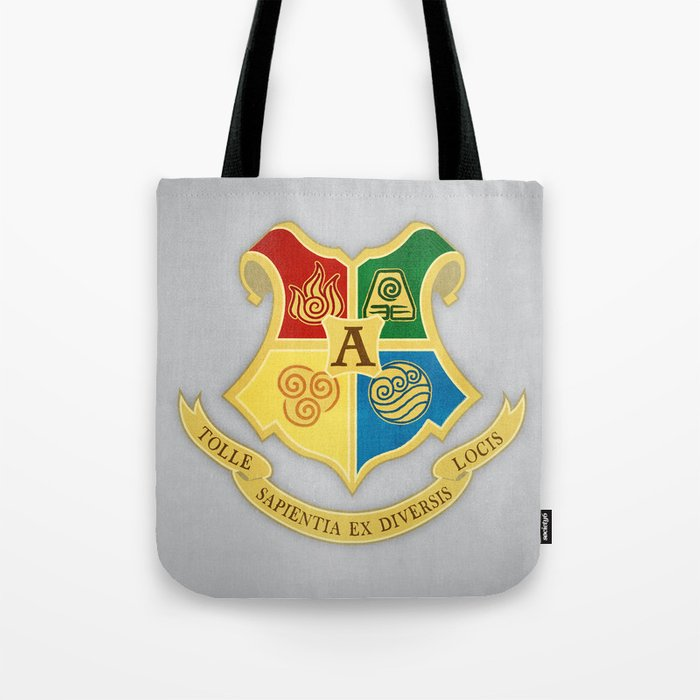 The Avatar School of Bending Tote Bag