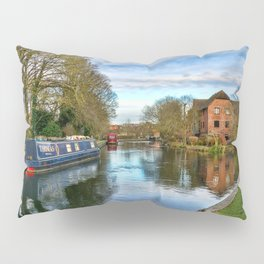 The Kennet At West Mills Newbury Pillow Sham